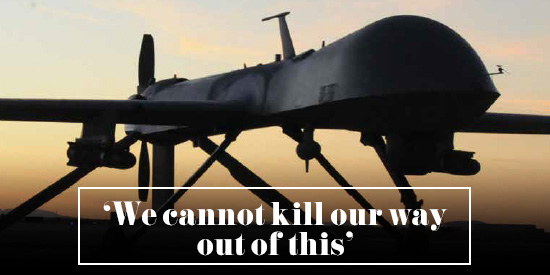 We Cannot Kill Our Way Out of This