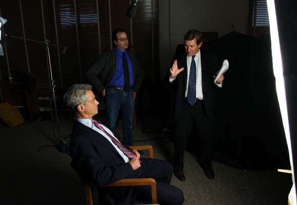 Mayor Rahm Emanuel Interviewed for Gatekeepers