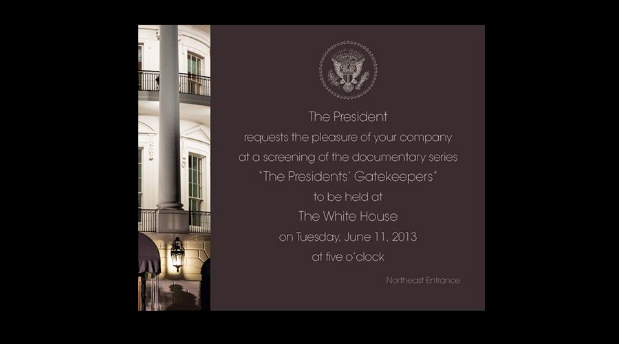 White House Screening
